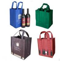 Wholesale Favorites Compare online shopping wine non woven bag from china suppliers