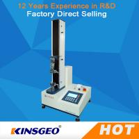 Wholesale 60kg Tensile Strength Equipment , Universal Material Tester With Peel Adhesion from china suppliers
