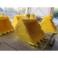 Quality Reliable Lingong Hydraulic Excavator Rock Bucket LG6150E With Standard Arm for sale