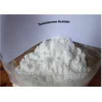 Buy cheap Bodybuilding Fitness Steroid Powder Testosterone Acetate / Test A CAS 1045-69-8 from Wholesalers