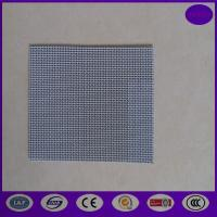 China 11x11 mesh gray powder coated ss304 stainless steel window screen on sale