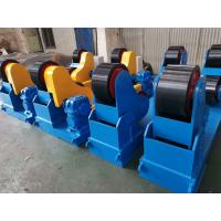 Buy cheap 4200mm Self Aligning 40t Welding Turning Rolls With Polyurethane Wheels from wholesalers