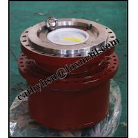 Quality Rexroth winch drive gearbox GFT110W3 planetary gearbox for hydraulic winch for sale