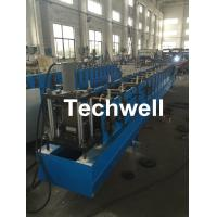 Wholesale Storage Rack Box Beam Roll Forming Machines for 1.5-2.0MM Galvanized Coil or Carbon Steel Material from china suppliers