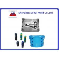 China TPU + Plastic Material 2 Shot Injection Molding Single Cavity Cold Runner for sale