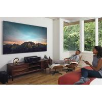 Buy cheap Narrow Edge Fixed Frame Projection Screen , Home Theatre Projection Screen Shrot Throw from wholesalers
