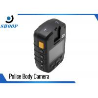 Quality Lightweight Civilian Police Officers Wearing Body Cameras With 2.0 Inch LCD for sale