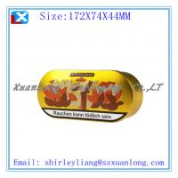 Wholesale metal chocolate tin box with lid from china suppliers