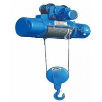 Buy cheap CD1/MD1 electric wire rope hoist, electric rope hoist from wholesalers