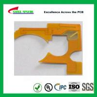 Wholesale IPC Standard Flexible PCB Thickness 1mil with Plaing Gold PI Material from china suppliers