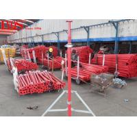 Buy cheap Vertical Steel Shoring Posts Adjustable Support Jack For Construction Renovation from wholesalers