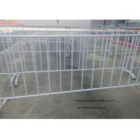 Wholesale Crowd Control Temporary Backyard Fence For Safety Traffic Management from china suppliers