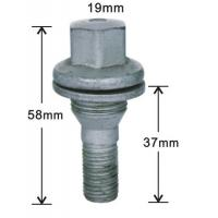 Wholesale Automobile / Car Alloy Wheel Bolt / Bolt s Accessories 12*1.25 from china suppliers
