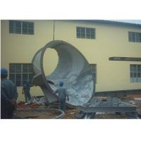 China wear/abrasion resistant ceramic lined equipment on sale