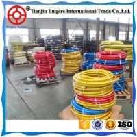 Wholesale High temperature resistant steam rubber hose fiber braided pipe for industrial use with factory price from china suppliers