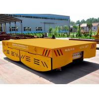 Wholesale Steel material 100 tons heavy load  battery operated rail transfer cart China factory from china suppliers