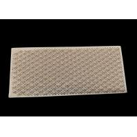 China Industrial Ceramic Application and Cordierite Material infrared ceramic honeycomb for sale