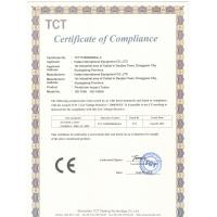 Dongguan Haida Equipment Co.,LTD Certifications