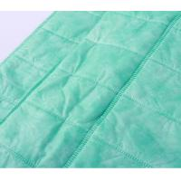 China Medium Efficency Pocket Filter Media With Synthetic Non - Woven Fabric Material on sale