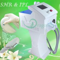 China New Innovative Product IPL SHR/SHR IPL Laser From China for sale