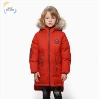 Wholesale Children Down Clothes Outerwear Windproof Warm Winter Kids Cheap Fashion Boys Coats Jackets for sale