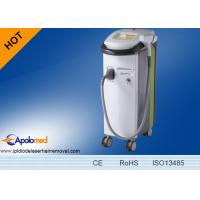 Quality Leg veins treatment long pulse nd yag laser with real sapphire for cooling for sale