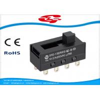 Wholesale DPTT 3 Position Slide Switch , Double Pole Rocker Switch For Salon Hair Curler Hair Dryer from china suppliers