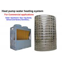 Wholesale 220V / 380V Commercial Heat Pump Water Heater Lower Energy Consumption from china suppliers
