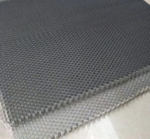 Wholesale Fireproof Alu Honeycomb Panels , Aluminium Honeycomb Sheet Hotels Malls from china suppliers
