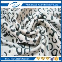 Wholesale Commercial Carpet leopard print velvet upholstery fabri For Xcmg Spare Parts from china suppliers
