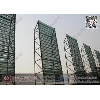 Wholesale 60X910mm Steel Wind Barrier System Supplier | China Exporter & Factory from china suppliers