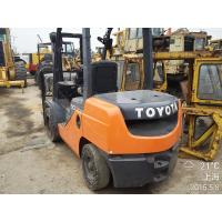 Quality Used Toyota 3 Ton Forklift For Sale for sale