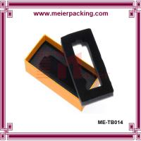 Wholesale Wholesale paper packaging box for phone case/Custom rigid paper box with EVA ME-TB014 from china suppliers