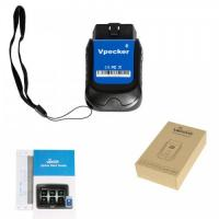Wholesale VPECKER E4 Phone Bluetooth Full System OBDII Scan Tool for Android Support ABS Bleeding/Battery/DPF/EPB/Injector/Oil Res from china suppliers