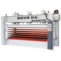 Quality 1 - 10 Layers Hydraulic Heat Press Machine For Veneer And Fireproofing - Board for sale