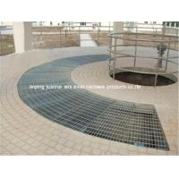 Wholesale High Tensile Metal Steel Stair Treads Grating Panels Custom Surface Treatment from china suppliers