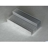 Wholesale 6063-T6 Silver Anodized Aluminium Profile  manufactures China from china suppliers
