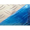 Mill Finish Polishing Aluminum Diamond Plate , 5083 Diamond Checker Plate