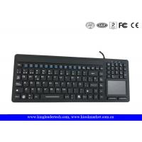 Buy cheap Medical Sealed Keyboard Spanish Layout Touchpad Numeric Pad Function Keys from wholesalers