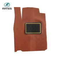 Wholesale Comfortable Custom Fit Truck Floor Mats Universal Design Easy To Clean And Wash from china suppliers