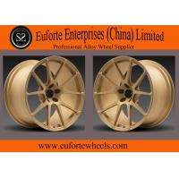 Wholesale OEM Jaguar X-Type 18 Inch Alloy Wheels Forged Rims One Piece from china suppliers