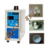 Wholesale 15KW High Frequency Induction Heating Machine  as Induction Furnace Melting jewelry from china suppliers