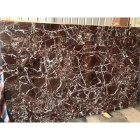 Wholesale Rosso Levanto red Marble good price marble flooring border designs from china suppliers