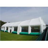 Wholesale Outside Inflatable Event Tent Tennis Playground EN14960 CE Certificate from china suppliers
