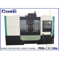 China Auto Tool Changer CNC Milling Machine , 3 Axis Machine For Light Alloy Processing on sale