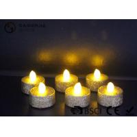 Wholesale Indoor / Outdoor Led Tea Light Candles With Dusted  Long Operating Life set of 6 from china suppliers