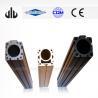 Hard Anodized 6060 6005 6A02 6061 T-Slot Extrusion Aluminum Profile for sale