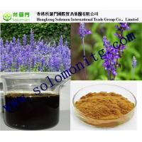 Wholesale salvia sclarea extract China manufacturer --Salvia Miltiorrhizae bge extract from china suppliers