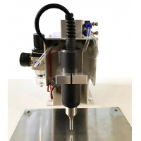 Wholesale Fully Automatic Mask Ear Loop Spot Welding Machine from china suppliers