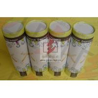 Wholesale Food Grade Cylinder Cardboard Box / Round Tube Packaging For Food from china suppliers